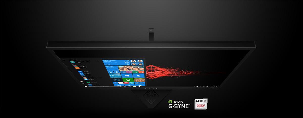 HP 15-ce030ca Bilingual Gaming Laptop Intel Core i7-7700HQ 2 8 GHz 15 6