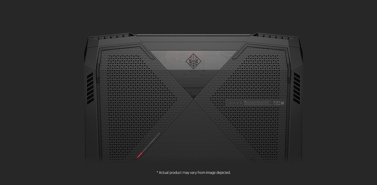 HP OMEN 17-an020ca Bilingual Gaming Laptop Intel Core i7-7700HQ 2 8 GHz  17 3