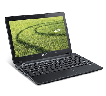 Acer Laptop Aspire V5 123 3466 NXMFQAA005 AMD E1