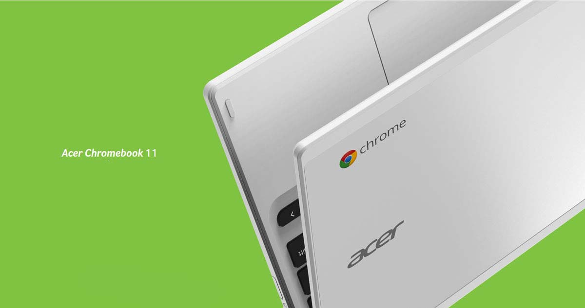 Simple Chrome OS Meets Military Grade Durability
