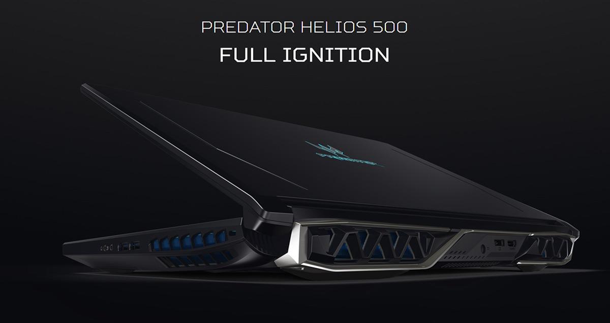 Acer Predator Helios 500 PH517-51-79E8 17 3