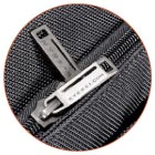 Large Zippers and Metal Zipper Pulls