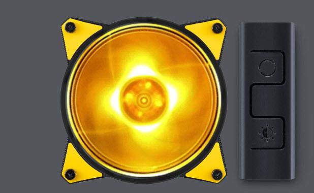 Cooler Master MasterLiquid Lite ML120L TUF Edition RGB AIO CPU