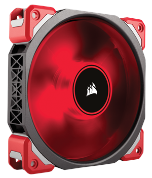 Refurbished Corsair Ml120 Pro Led Co 9050042 Ww Red Led