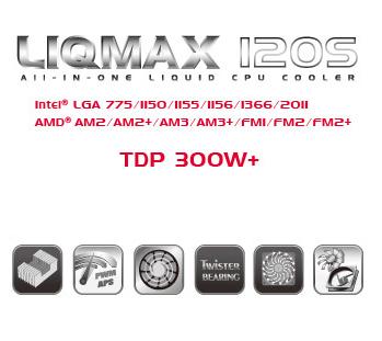 LIQMAX 120S