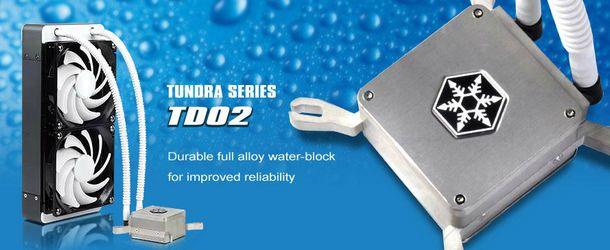 Durable full alloy water-block