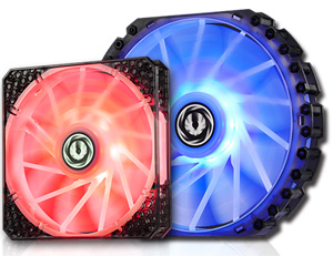 200mm BFF-SRGB-20025C-RP BitFenix BitFenix Spectre Pro RGB LED Case Fan with Controller