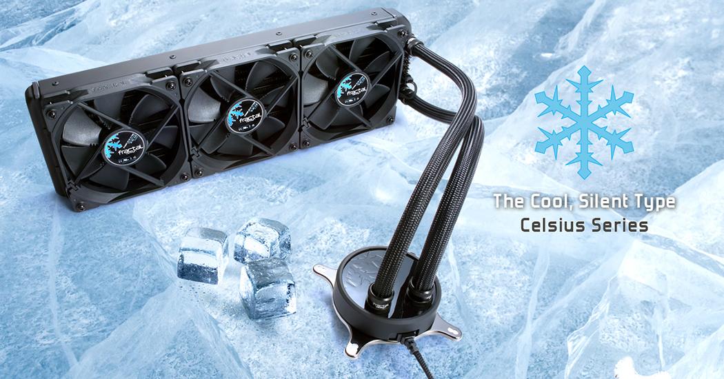 Fractal Design Celsius Series Water Cooler