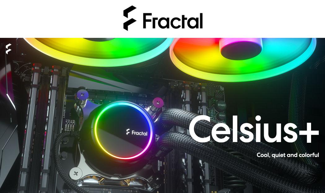 Fractal Design Celsius AIO CPU Liquid Cooler