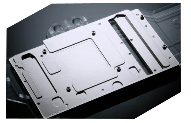 Viton sealing on the Phanteks Glacier GPU Block