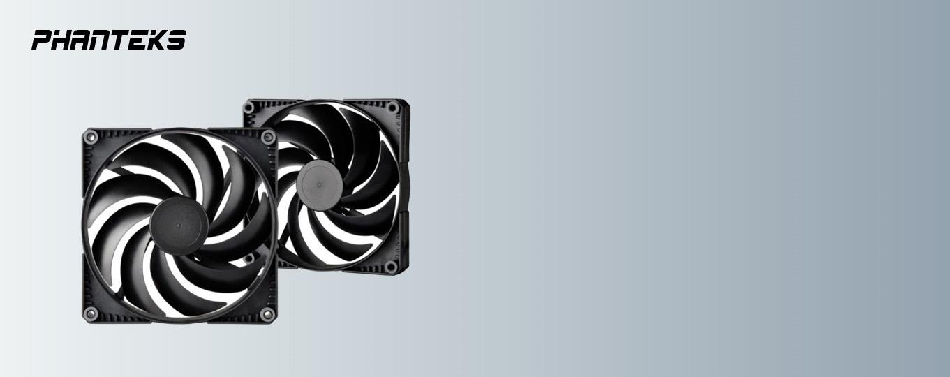 SK140 PWM Fan (140mm)