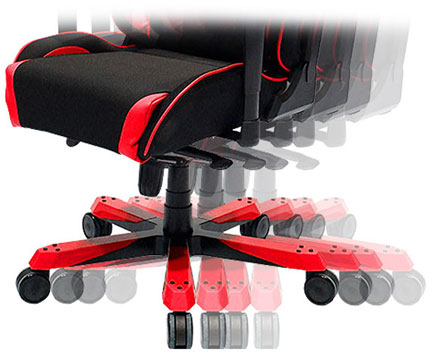DXRacer King Series OHKS11NR Big And Tall Chair Office