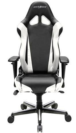 DXRacer Racing Series OH/RV001/NR Newedge Edition Gaming Chair - PVC  Ergonomic With Pillows - Newegg com