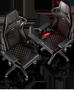 Outstanding Noblechairs Epic Series Black Gold Inzonedesignstudio Interior Chair Design Inzonedesignstudiocom