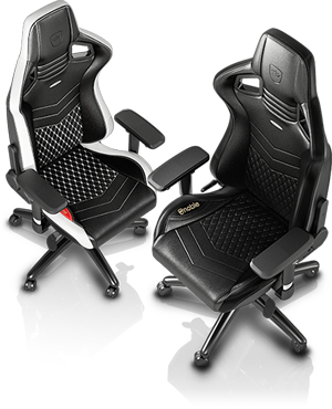 Noblechairs Epic Series Black Red Newegg Com
