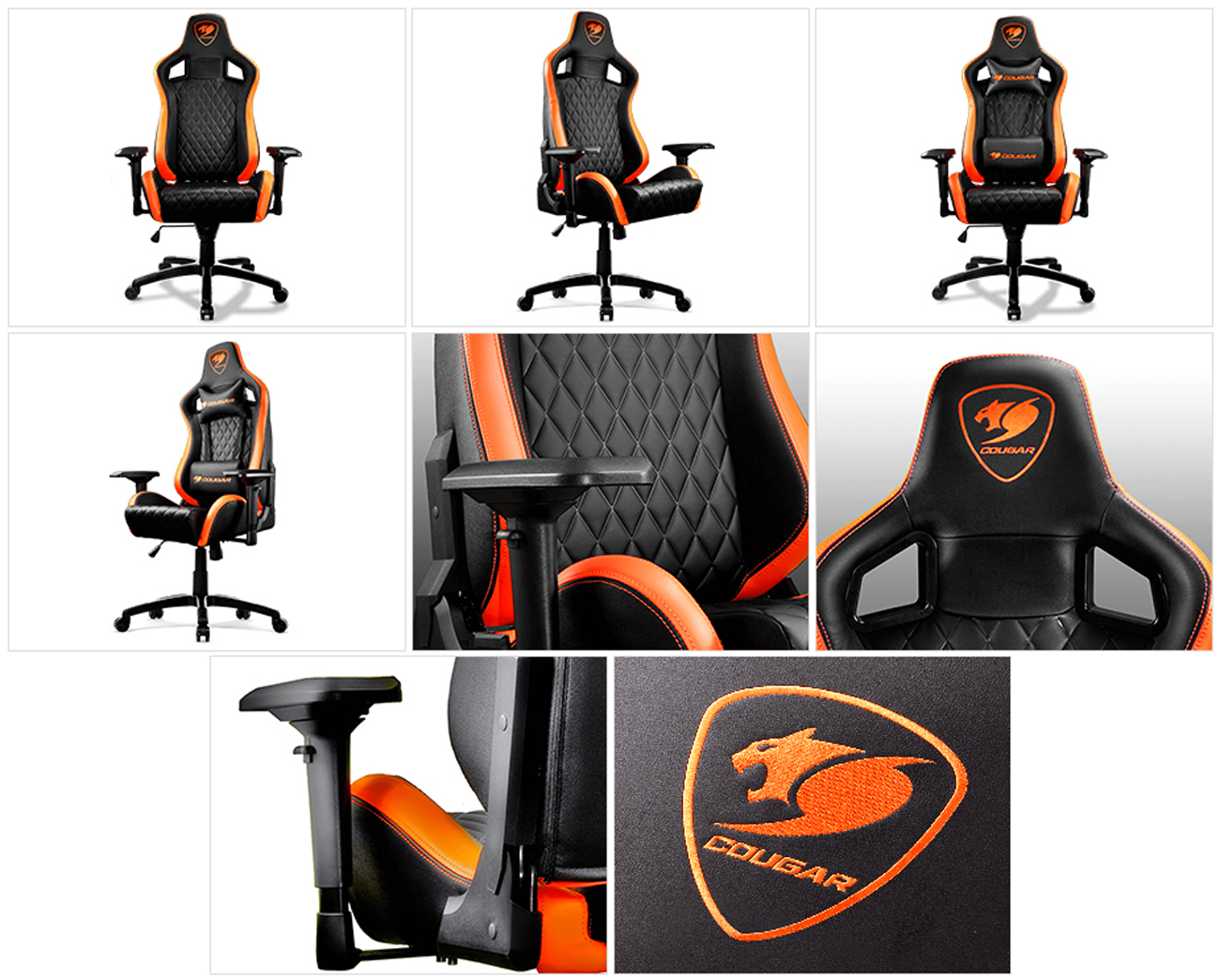 COUGAR Gaming Chair Armor PRO