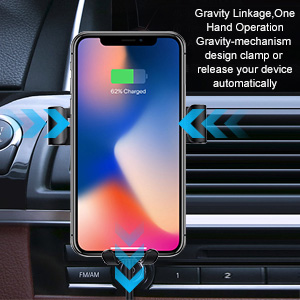 CHOETECH T536S Wireless Car Charger