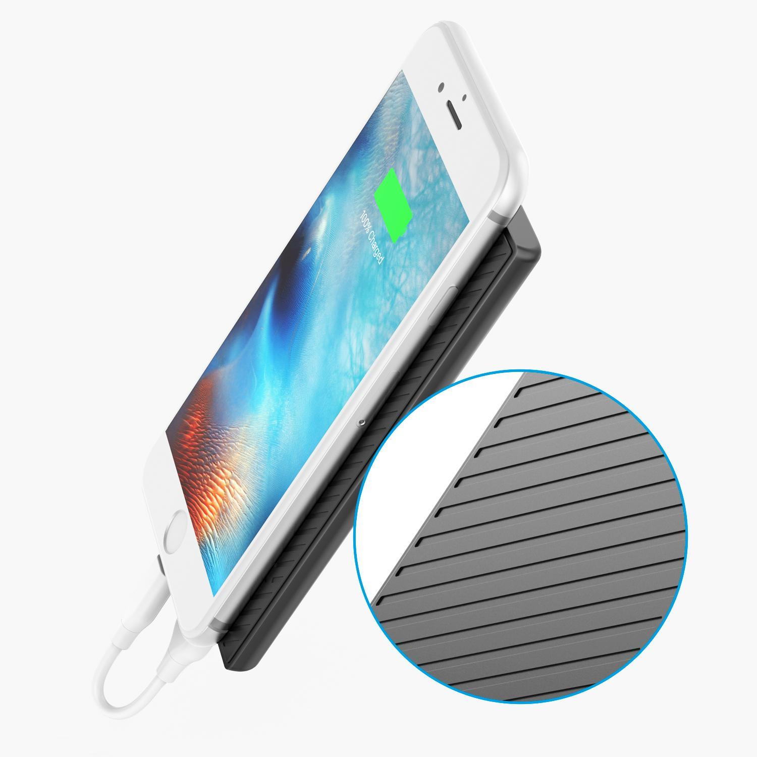 Anker PowerCore Slim 5000 Portable Charger, Ultra Slim External Battery  with iPhone battery technology and Fast-Charging PowerIQ, Pocket Friendly