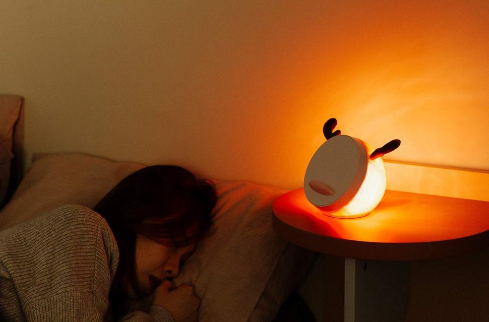 Soft Lamp Light