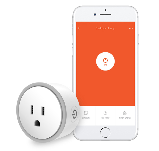Elf Smart Plug by Eques - No Hub Required - Compatible with Alexa & Google  Home (4 Pack) - Newegg com