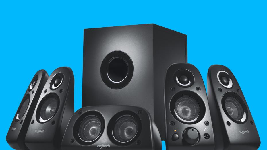 e1eb11800bc Logitech Z506 5.1 Surround Sound Speakers - Newegg.ca