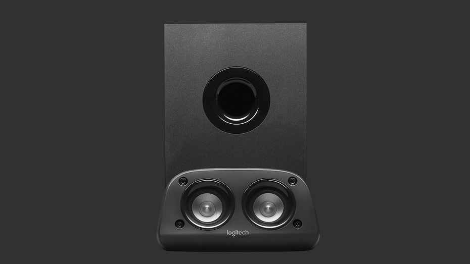 Logitech Z506 5.1 Surround Sound Speakers - Newegg.com