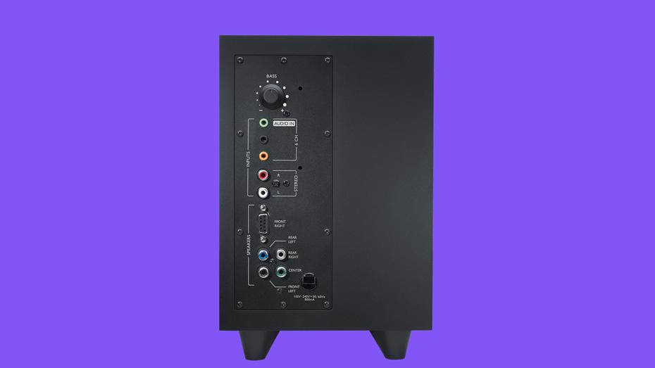 8c97c1a8de6 Logitech Z506 5.1 Surround Sound Speakers - Newegg.com