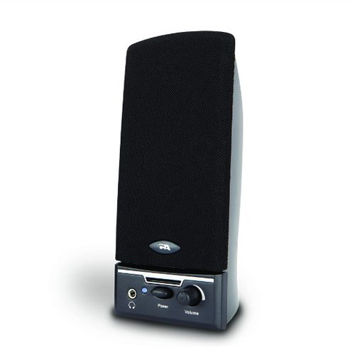 Cyber Acoustics CA-2014WB 2 0 Desktop Speaker System - Black - Newegg com