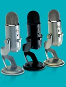 Blue Microphones YETIBLACKOUT Microphone