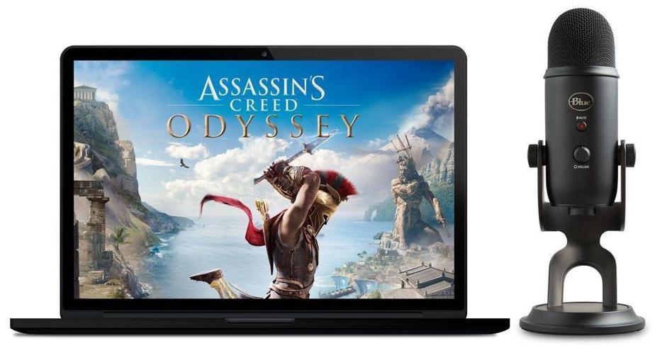 Yeti + Assassin's Creed Odyssey Bundle
