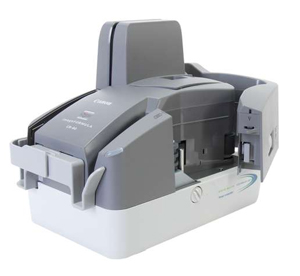 Canon imageFORMULA Check Transport Check Scanner