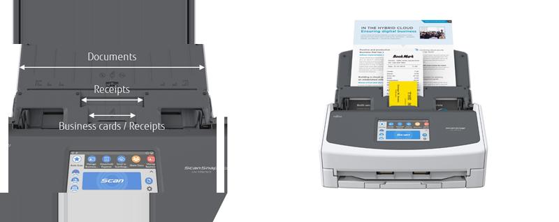 Fujitsu Scansnap Ix1500 Pa03770 B005 Document Scanner Neweggcom Neweggcom