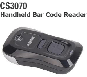 Motorola CS3070 Handheld Bar Code Reader