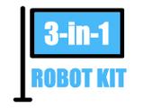 mBot Ranger est un kit de robot d'entraînement à la conversion STEM