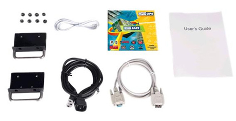 Opti Ups 25882 Opti-ups Es1500c 1400va 980w 1050joules 8 Outlets Automatic