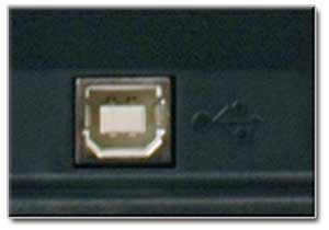 USB Port and Free PowerAlert Software