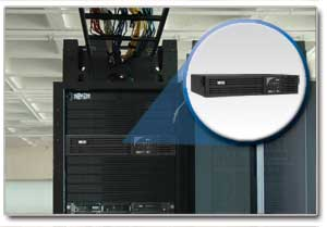 Ideal for Protection of Data Center/Network Rackmount Equipment