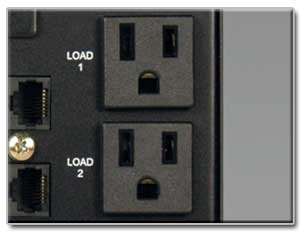 Individually Controllable Outlets