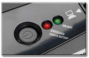 Diagnostic LEDs and Audible Alarm