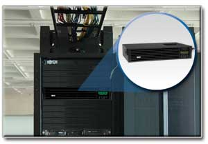 Ideal Protection for Mission-Critical Rackmount Equipment