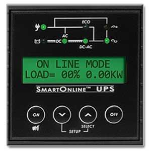 LCD Status Display and Audible Alarm