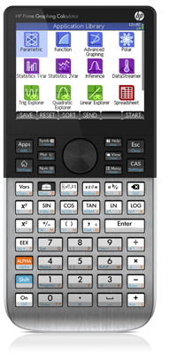 HP NW280AA Prime Graphing Calculator - Newegg com