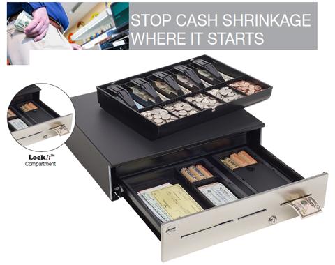Advantage® Cash Drawers