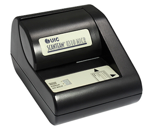 The SCANTEAMR 8310 Is A Smart Check Reader That Come With Magnetic Ink Character Recognition MICR Data Capture Functionality
