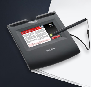 Wacom for Contracts & Forms