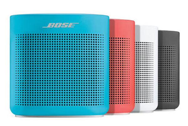 Bose SoundLink Color II Bluetooth Wireless Portable Speaker facing forward