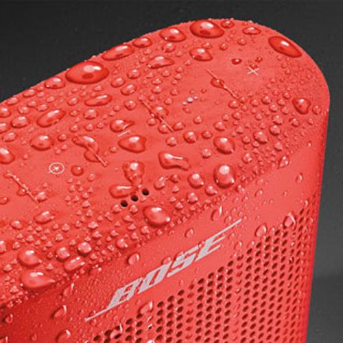 Bose SoundLink Color II Bluetooth Wireless Portable Speaker side view