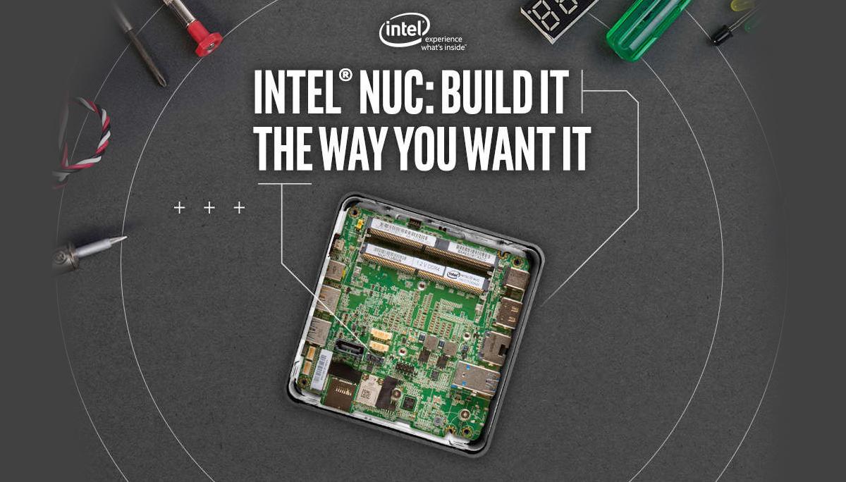 Intel NUC (Next Unit of Computing) BOXNUC7PJYH1 Mini / Booksize Barebone  System - Newegg com
