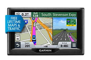Garmin nuvi 58LMT GPS With US and Canada Maps Neweggcom