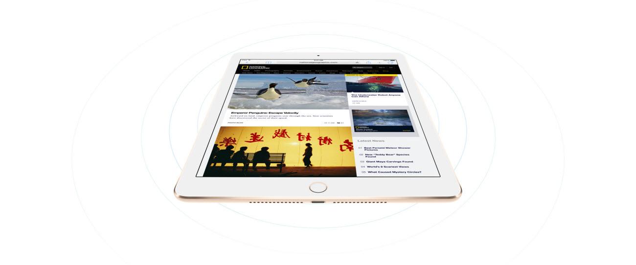 Refurbished: Apple iPad Air 2 MH2V2LL/A-R-B 16 GB Flash Storage 9 7